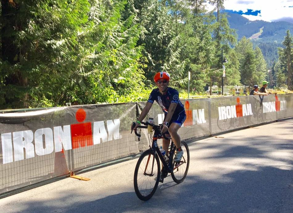 I did Ironman to become a better dietitian (and here's what I found out)